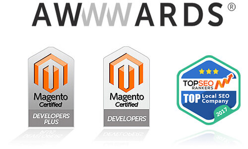 magento certified awards