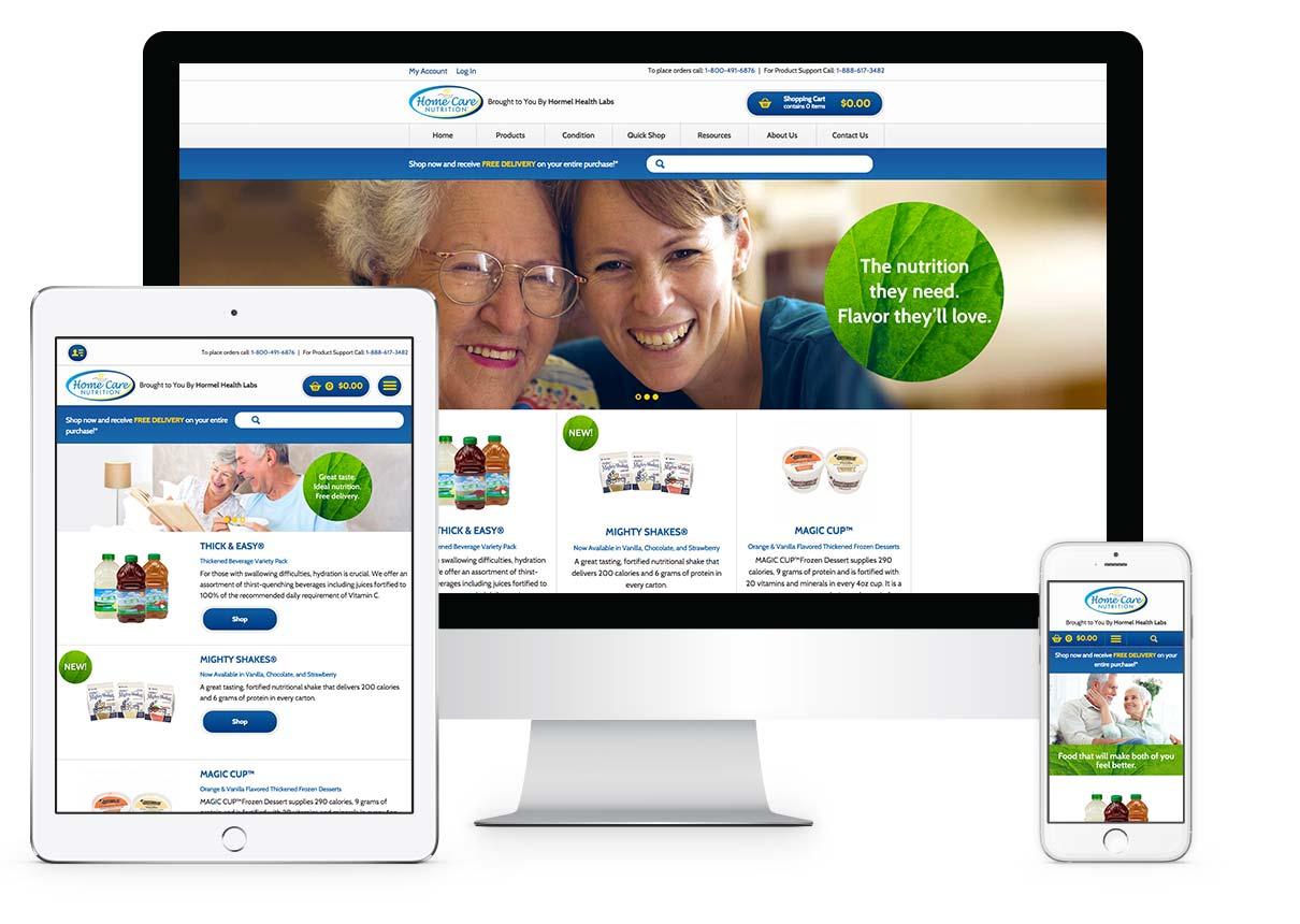 Hormel Home Care Nutrition