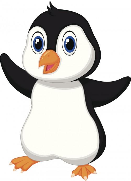 nice penguin