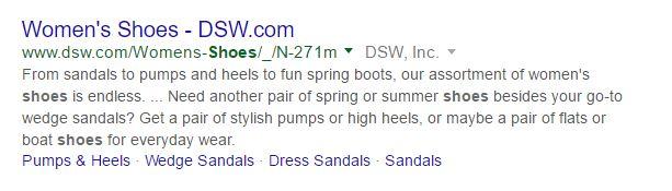 google title change