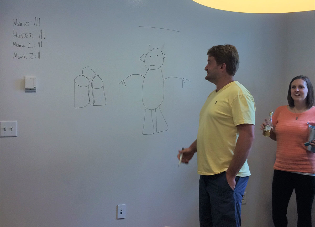 first scribe pictionary