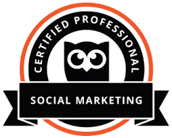 hootsuite certified marketing agency